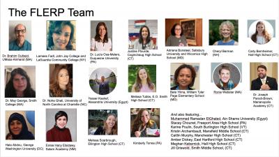 FLERP Team Members
